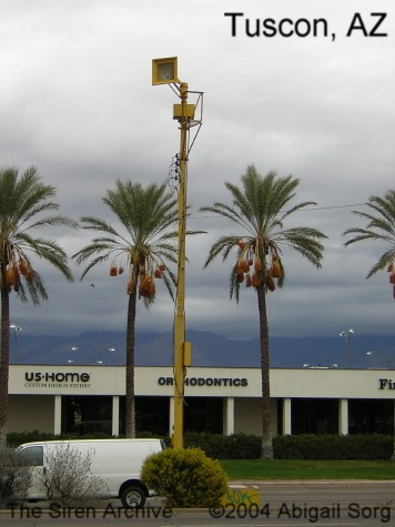Civil Defense Siren >> Civil Defense Siren - Grant & Wilmot - Tucson, AZ - Outdoor Warning Sirens on Waymarking.com